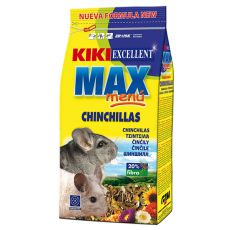 KIKI EXCELLENT MAX MENU – hrana za činčile, 800 g