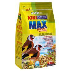 KIKI MAX MENU Goldfinches – hrana za majhne ptice, 500 g