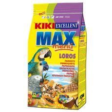 KIKI MAX MENU – hrana za velike papige, 800 g