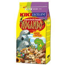 KIKI MOGAMBO – hrana za afriške papige, 800 g