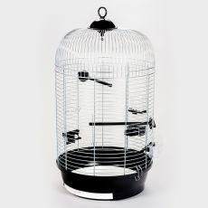Ptičja kletka JULIA III krom - 34 x 34 x 65 cm