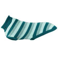 Pulover Trixie Burnaby, turkizen, L 60 cm