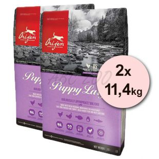ORIJEN Puppy Large Breed 2 x 11,4 kg