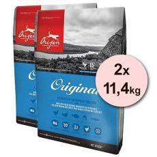 ORIJEN Original 2 x 11,4kg