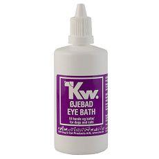 Kapljice za oči KW Ojebad, 100 ml