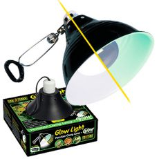 Luč EXOTERRA GLOW LIGHT 14 cm