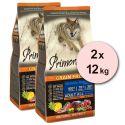 Primordial GF ADULT - jagnjetina in tuna 2 x 12 kg