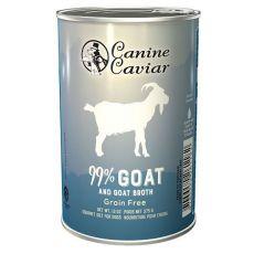 Konzervirana pasja hrana Canine Caviar GOAT Grain Free 375 g