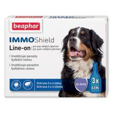 "BEAPHAR IMMO SHIELD Line-on DOG ""L"" 3 x 4,5 ml"
