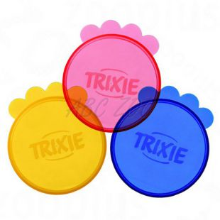 Pokrovi za konzerve Trixie 7,5 cm, 3 kosi
