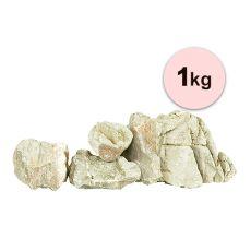 Akvarijski kamen Grey Luohan Stone S – 1 kg