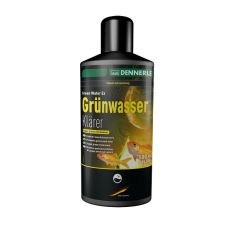 DENNERLE Grünwasser-Klarer 500 ml – proti zelenim algam
