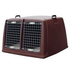 Avtomobilski boks za pse ARGO 21, 87 x 80 x 55 cm