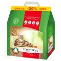 Pesek za mačke Cat´s Best Original 4,3 kg + 20 % BREZPLAČNO