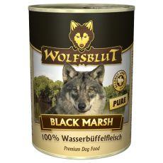 Konzerva WOLFSBLUT Black Marsh PURE, 395 g