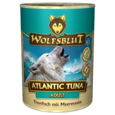 Konzerva WOLFSBLUT Atlantic Tuna, 395 g