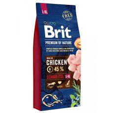 Brit Premium by Nature Senior Large a Extra Large 15 kg