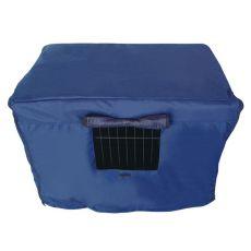 Pokrivalo za kletko Dog Cage Black Lux M – 78,5 x 52,5 x 59 cm