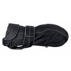 Pasji plašč Trixie Rouen, črn, M 52 cm
