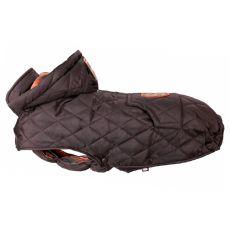Pasji plašč Trixie Cervino, rjav, XS 30 cm