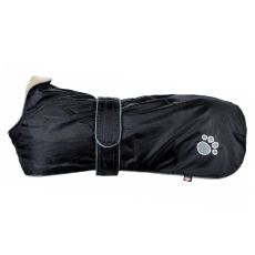 Pasji plašč Trixie Orléans, črn, L 55 cm