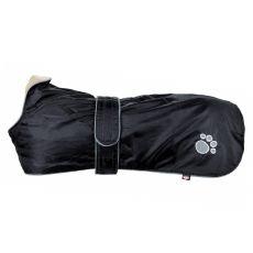 Pasji plašč Trixie Orléans, črn, XL 80 cm