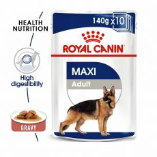 Vrečka Royal Canin Maxi Adult 140 g