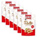Vrečka hrane RINTI Filetto piščanec + govedina, 6 x 100 g