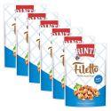 Vrečka hrane RINTI Filetto piščanec + raca, 6 x 100 g