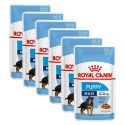 Vrečka Royal Canin Maxi Puppy 6 x 140 g