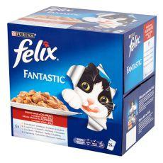 Felix Fantastic – meso v želatini, 24 x 100 g