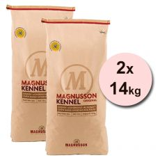 Magnusson Original KENNEL 2 x 14 kg