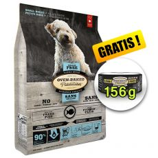 Oven-Baked Grain Free All Life Stage Small Breed Fish 1 kg