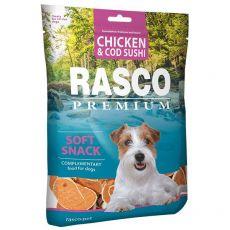 RASCO PREMIUM suši iz piščanca in trske 80 g