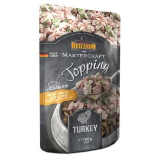 Belcando Mastercraft Topping Turkey 100 g