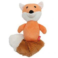 Piskajoča lisica iz pliša, 36 cm