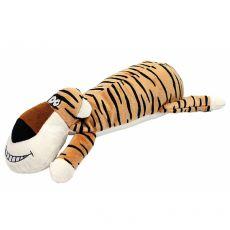 Piskajoč tiger iz pliša, 36 cm
