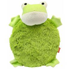 Piskajoča žaba iz pliša, 25 cm