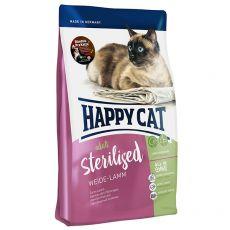 Happy Cat Sterilised Weide Lamm / Lamb 10 kg