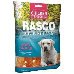 RASCO PREMIUM piščanlji obročki s sirom 80 g