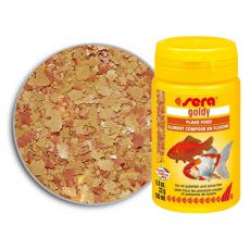 Hrana za zlate ribice sera Goldy 100 ml