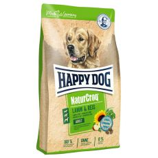 Happy Dog NaturCroq LAMM & REIS 4 kg