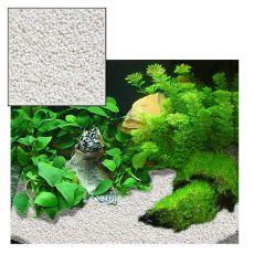 Biserno bel akvarijski pesek Aquatic Nature DEKOLINE - 5 kg