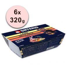 ONTARIO Lamb with Rice v pladnju - 6 x 320 g