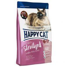 Happy Cat Sterilised Voralpen Rind / Beef 4 kg