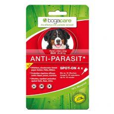 Kapljice proti zajedalcem BOGACARE Anti Parasit Spot-On MAXI, 4 kosi