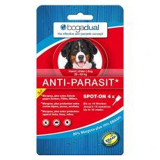 Kapljice proti zajedalcem za pse BOGADUAL Spot-On 4 x 2,5 ml