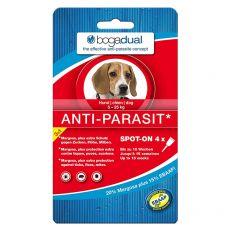 Kapljice proti zajedalcem za pse BOGADUAL Spot-On 4 x 1,5 ml