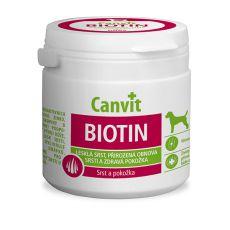 Canvit Biotin - za zdravo in sijočo dlako, 230g