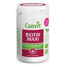 Canvit Biotin Maxi – za zdravo in sijočo dlako, 500g